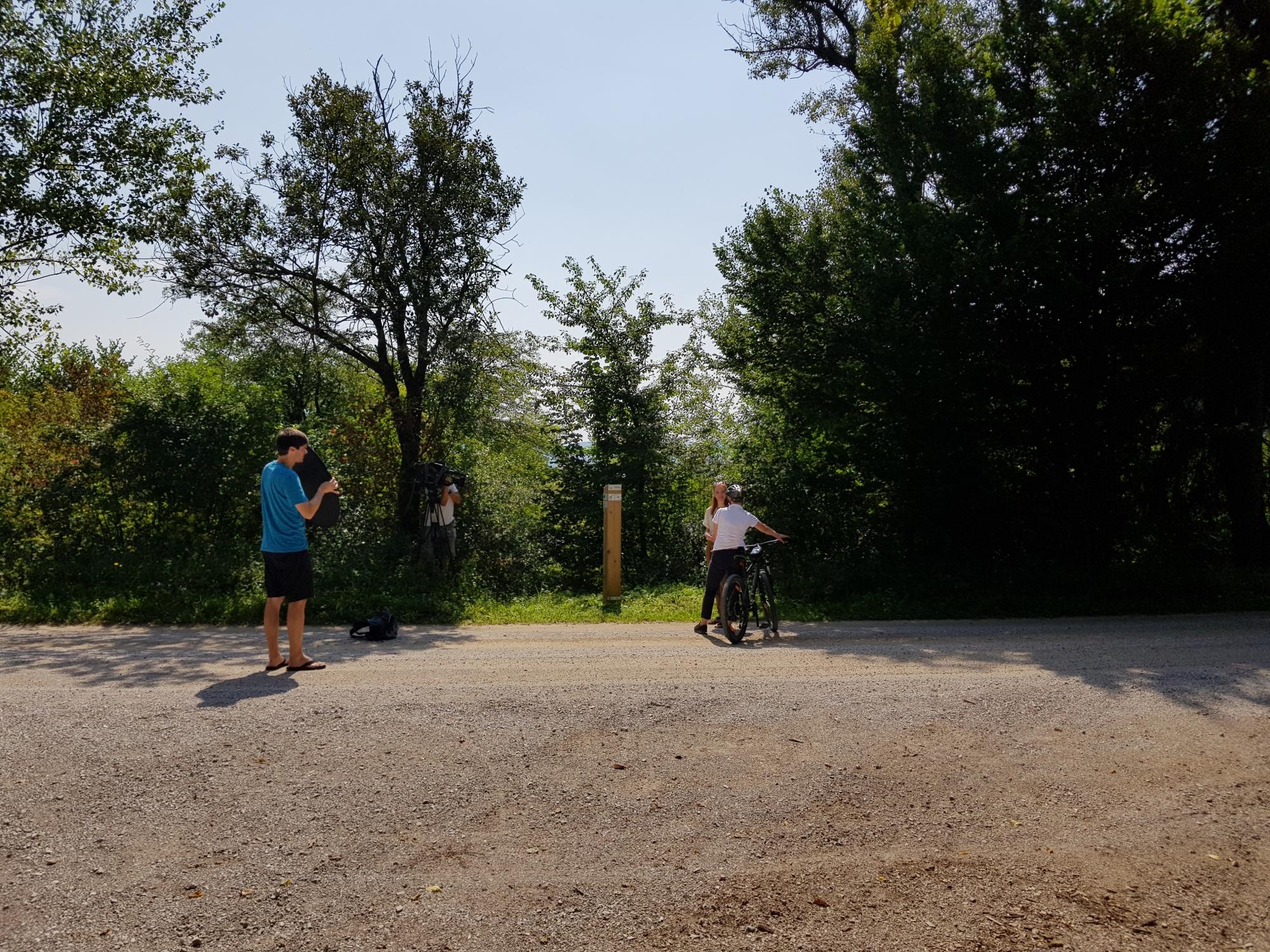 Brez omembe naših kolesarskih poti preprosto ne gre