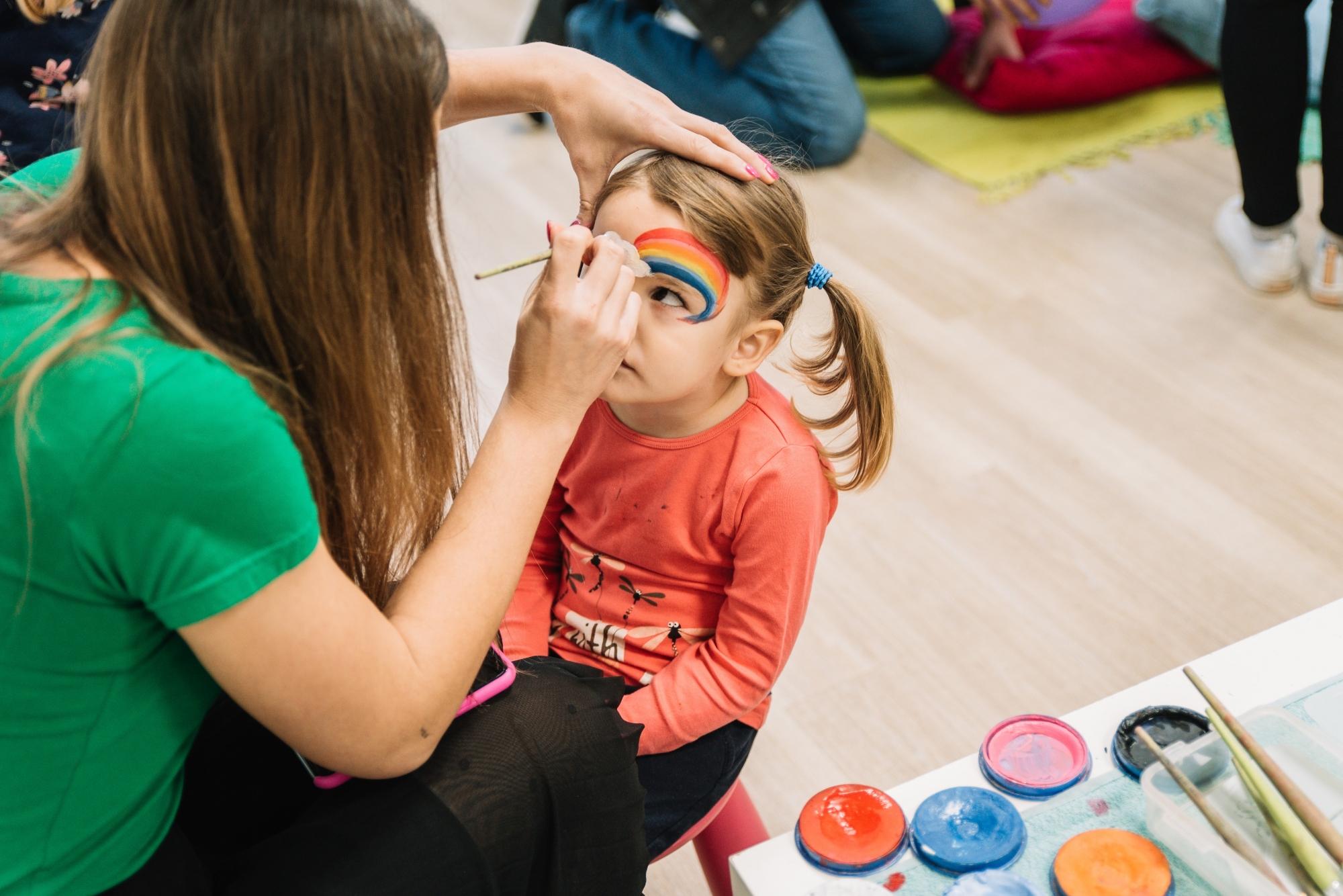 Za pustno masko vašega otroka bo poskrbel Notranjski park