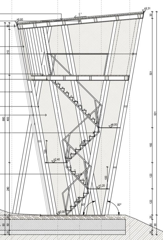Oblikovni načrt za Stolp
