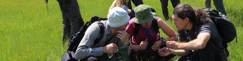 Botanični izlet ob Cerkniškem jezeru
